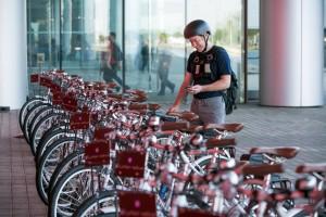 GM Bike Sharing
