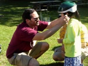 Michigan Bike Event - Free Helmets Lids for Kids