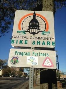 Lansing Bike Share