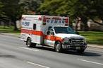 Ambulance - Biking Accident